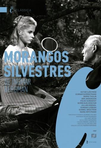 Poster do filme Morangos Silvestres