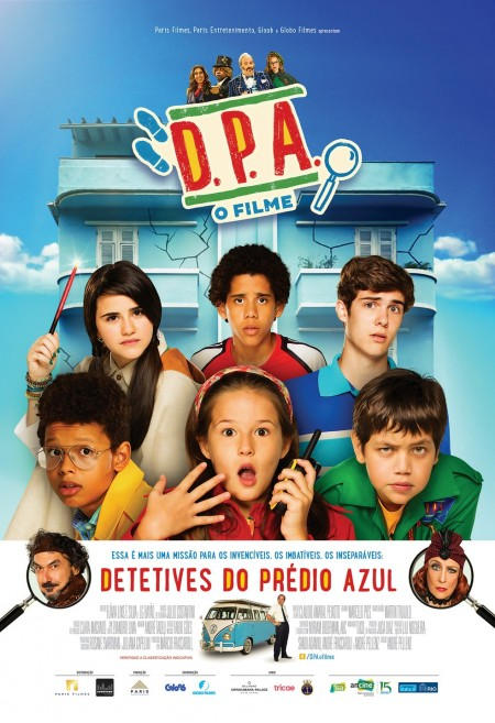 D.P.A. - Detetives do Prédio Azul - O Filme