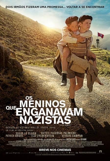 Assistir Os Meninos que Enganavam Nazistas