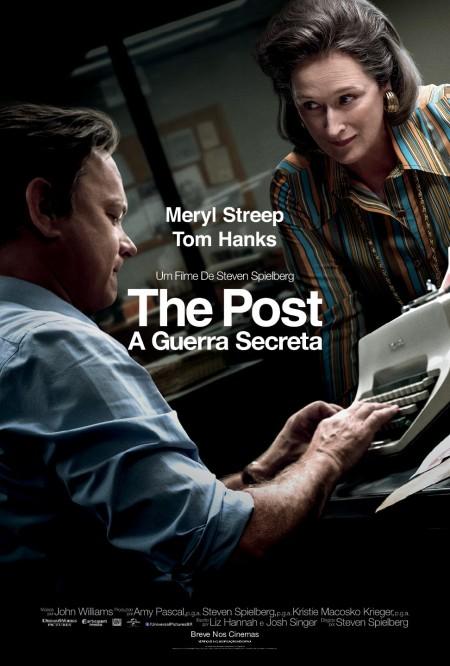 The Post - A Guerra Secreta
