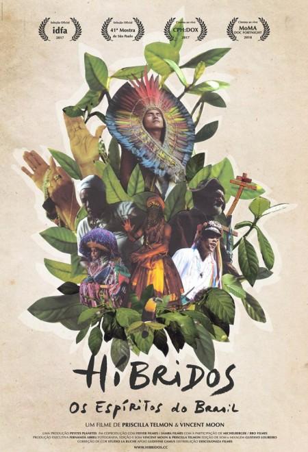 Híbridos, os Espíritos do Brasil