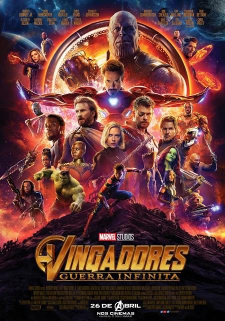 Vingadores - Guerra infinita