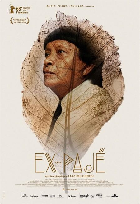 Poster do filme Ex-Pajé