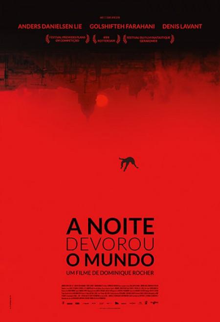 Poster do filme A Noite Devorou o Mundo