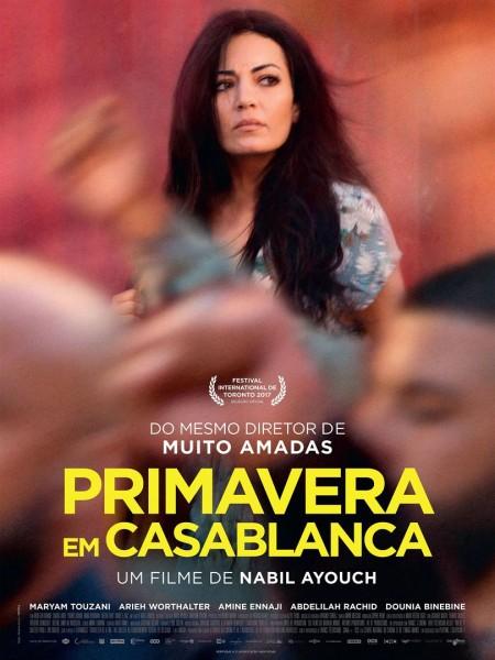 Poster do filme Primavera em Casablanca