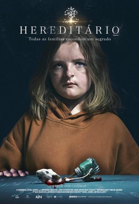 Poster do filme Hereditário