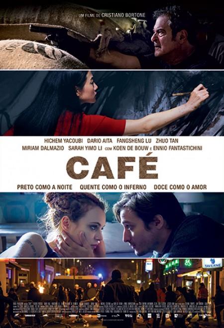 Poster do filme Café