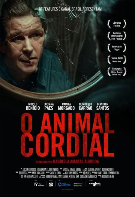 Poster do filme O Animal Cordial