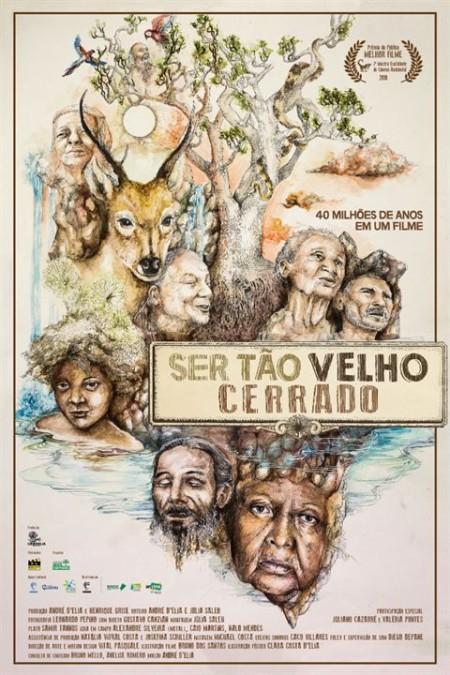 Poster do filme Ser Tão Velho Cerrado