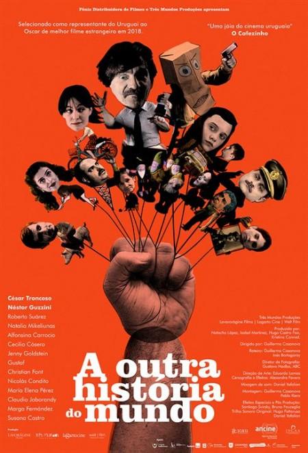 Poster do filme A Outra História do Mundo