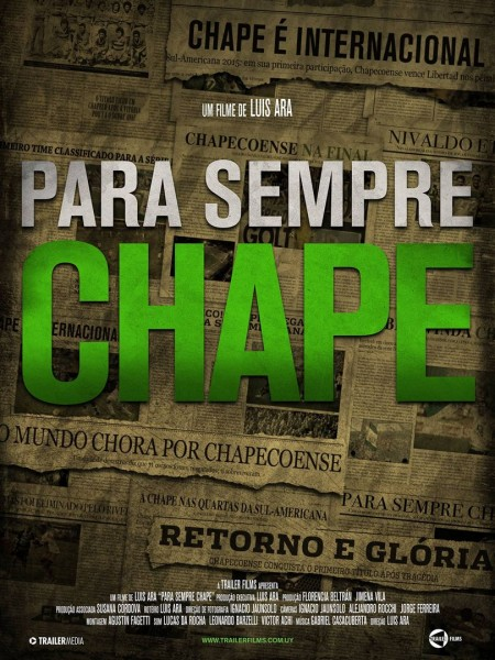 Poster do filme Para sempre Chape