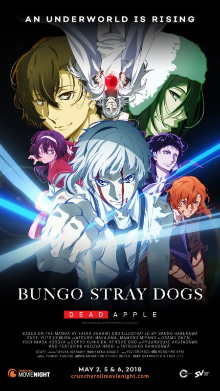 Poster do filme Bungo Stray Dogs - Dead Apple