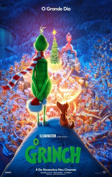 Poster do filme O Grinch