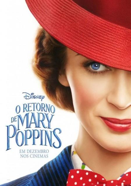 Poster do filme O Retorno de Mary Poppins