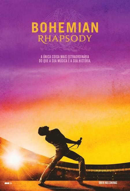 Poster do filme Bohemian Rhapsody