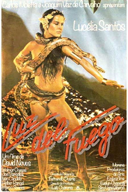 Poster do filme Luz del Fuego