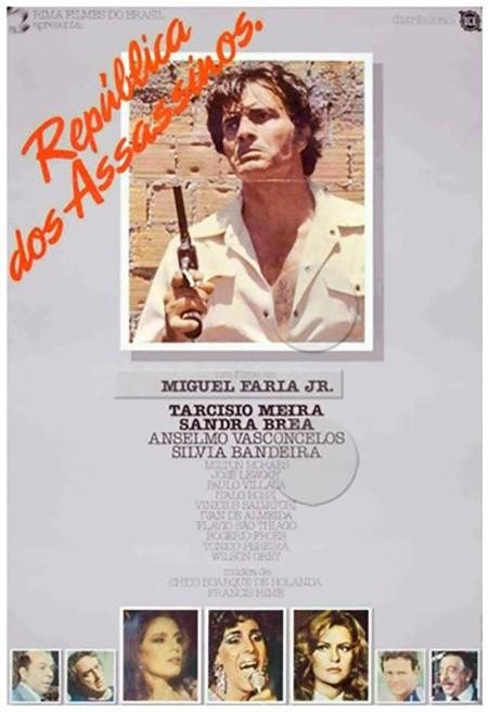 Poster do filme República dos Assassinos