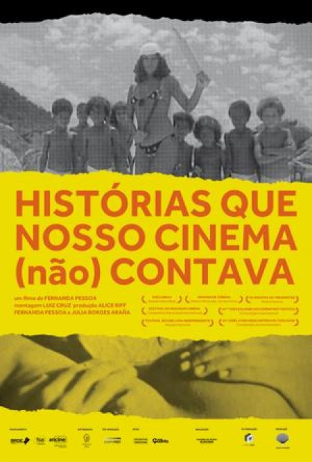 Histórias Que Nosso Cinema (Não) Contava