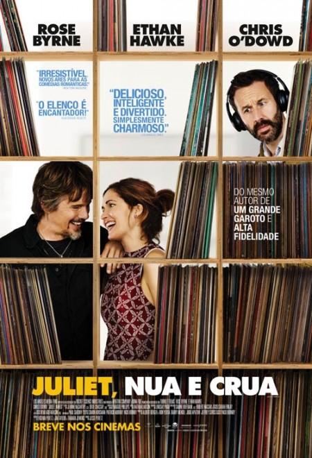 Poster do filme Juliet, Nua e Crua