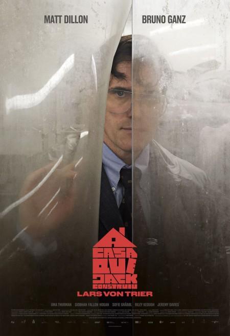 Poster do filme A Casa que Jack Construiu