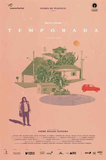 Poster do filme Temporada