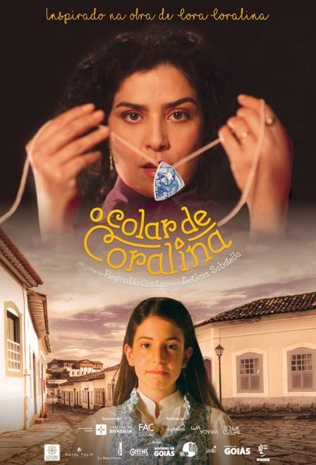 Poster do filme O Colar de Coralina