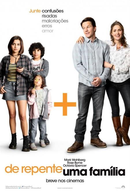 Poster do filme De Repente uma Família