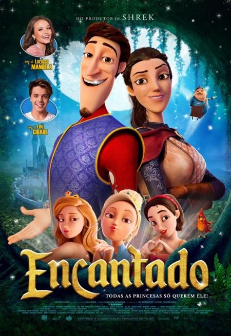 Poster do filme Encantado