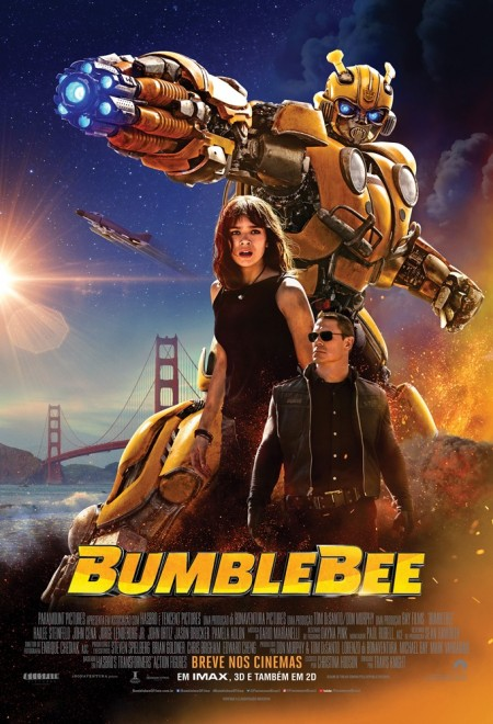Poster do filme Bumblebee