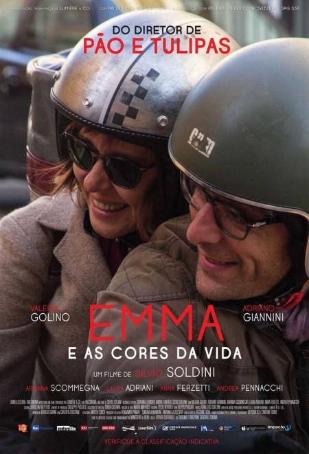 Poster do filme Emma e as Cores da Vida