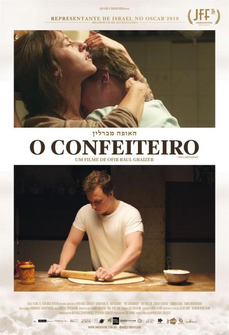 Poster do filme O Confeiteiro
