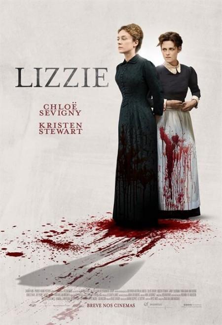 Poster do filme Lizzie