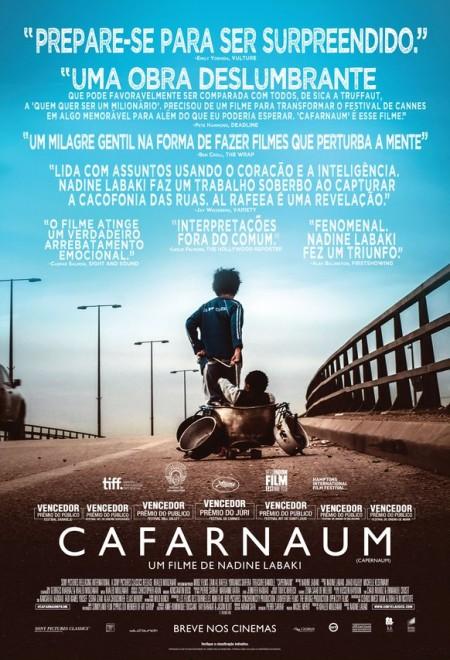 Poster do filme Cafarnaum