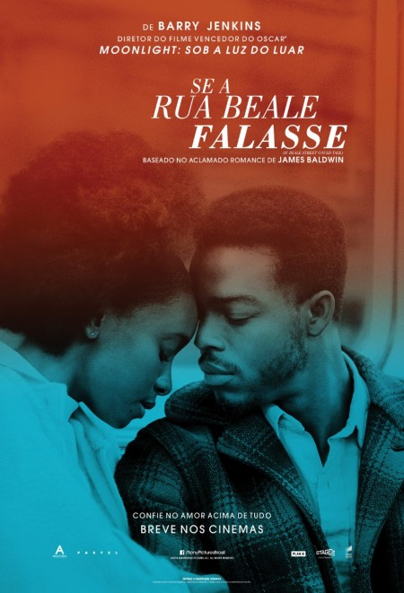 Poster do filme Se a Rua Beale Falasse