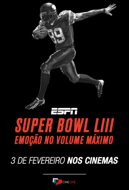 Poster do filme Super Bowl LIII