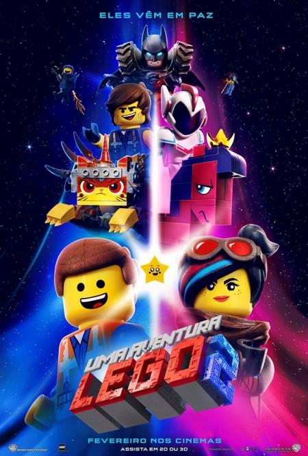 Poster do filme Uma Aventura LEGO 2