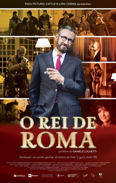 Poster do filme O Rei de Roma