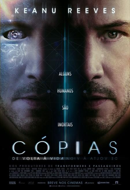 Poster do filme Cópias - De Volta à Vida