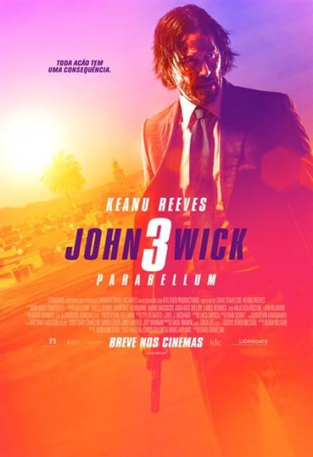 Poster do filme John Wick 3 - Parabellum