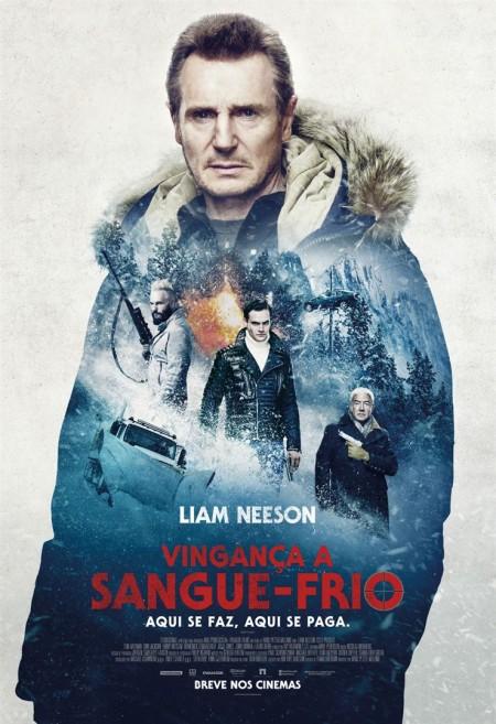 Poster do filme A Vingança a Sangue Frio