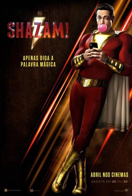 Poster do filme Shazam!