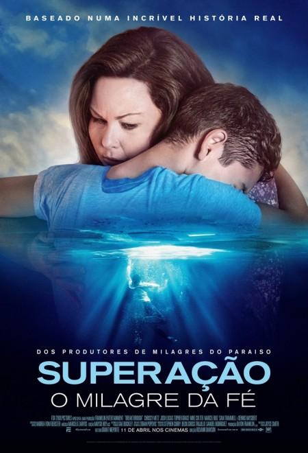 Poster do filme Superação - O Milagre da Fé