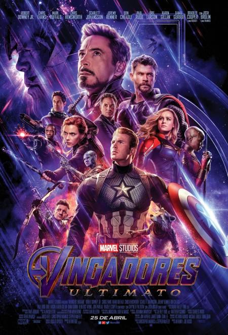 Poster do filme Vingadores: Ultimato