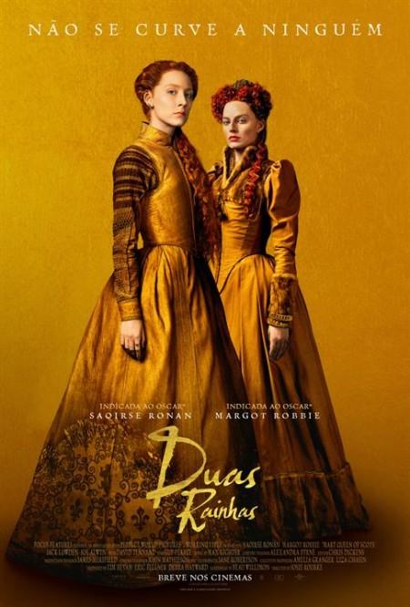 Poster do filme Duas Rainhas