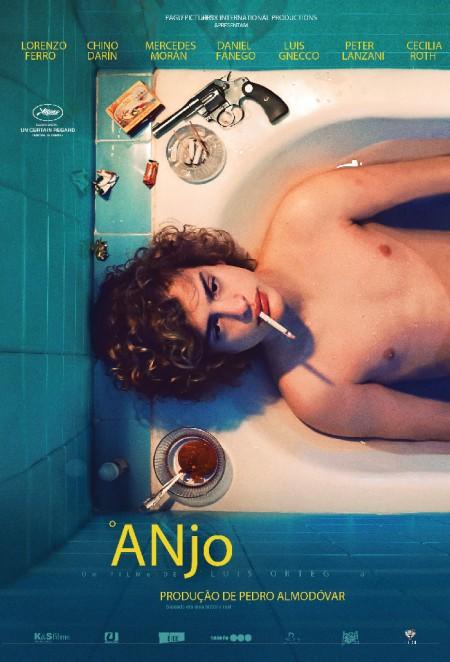 Poster do filme O Anjo
