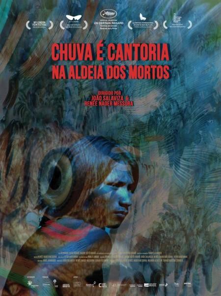 Poster do filme Chuva é Cantoria na Aldeia dos Mortos