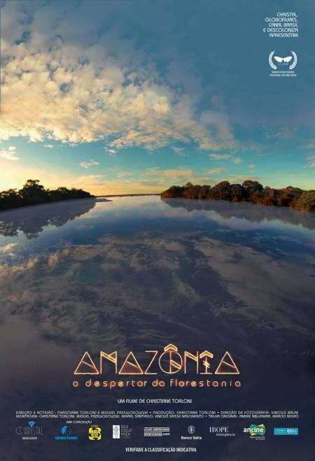 Poster do filme Amazônia, O Despertar da Florestania