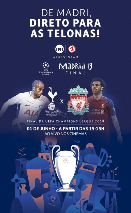 Poster do filme Final da UEFA Champions League 2019