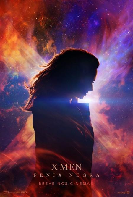 Poster do filme X-Men: Fênix Negra