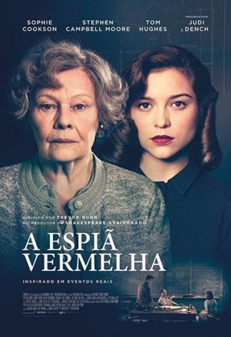 Poster do filme A Espiã Vermelha